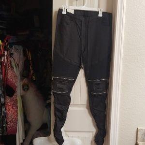 Sexy cargo jogger pants
